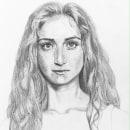 Clara. Un proyecto de Dibujo de Retrato de M. Teresa González Bayod - 27.02.2021