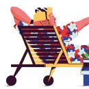 Ilustración para el diario el Correo. Un proyecto de Ilustración, Bocetado, Ilustración digital e Ilustración editorial de Daniel Crespo Saavedra - 04.02.2021
