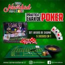 comercial lama - publicidad mini mesa casino. Un proyecto de Diseño, Diseño Web y Diseño para Redes Sociales de valentin retamal - 01.03.2021