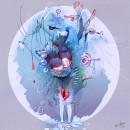 MIEDO / ILUSIÓN . Um projeto de Ilustração de alicia borges - 01.03.2021