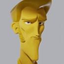 Rarible Man. Un progetto di Animazione, Character Design, Scultura , e Character design 3D di Luis Arizaga - 01.03.2021