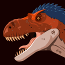 Dinomundo. Un proyecto de Dirección de arte, Ilustración vectorial e Ilustración naturalista de Luis Daniel Pérez Molina - 02.03.2021