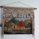 Mi Proyecto del curso: Remixar un tapiz. Un proyecto de Tejido de aldaramurad - 04.03.2021