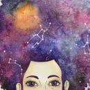 Mi Proyecto del curso: Técnicas modernas de acuarela. Um projeto de Ilustração, Pintura em aquarela e Ilustração de retrato de Marina Moreno Viñolo - 05.03.2021