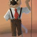 Il mio progetto del corso: Pittura digitale di personaggi: illustra con luce e colore. Um projeto de Design de personagens, Animação de personagens, Animação 2D e Ilustração digital de Sara Casasco - 05.03.2021