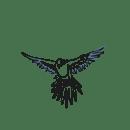 Proyecto Libres Aves. Un proyecto de Ilustración de Isaac Ortega - 26.12.2020
