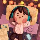 Martina. Un proyecto de Ilustración, Ilustración digital e Ilustración infantil de Marta García Pérez - 08.03.2021