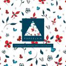Rustic Handmade Porcelain Tableware. Un proyecto de Br, ing e Identidad, Diseño de producto y Pattern Design de Eva Rubio - 20.08.2019