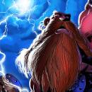 Thor. Un proyecto de Cómic, Ilustración digital y Concept Art de Josep Giró - 20.02.2021