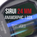 SIRUI 24mm ANAMORPHIC Test Video Footage (Realizador). A Photograph, Film, Video, TV, Photographic Lighting, and Filmmaking project by Gonzalo MC - 03.10.2021
