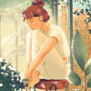 Solitude. Um projeto de Ilustração de Ana María Botero Mejía - 10.03.2021