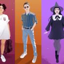 Local Street Style. Un projet de St, lisme, Illustration numérique et Illustration de portrait de Diana Alderete - 10.03.2021
