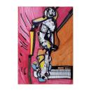A4 Sketchbook Moleskine - WiP. A Bleistiftzeichnung, Zeichnung, Porträtzeichnung und Artistische Zeichnung project by Stéphane Massoutier - 11.03.2021