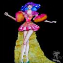 Mi Proyecto del curso:  Técnicas creativas para la ilustración de moda. Un proyecto de Ilustración, Dibujo, Diseño de moda, Diseño de moda y Pintura a la acuarela de Agustin Mendoza - 13.03.2021