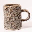 Taza Mosaico. Um projeto de Design e Cerâmica de Kiara Hayashida - 14.03.2021
