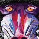 Lowpoly vision. A Illustration, Design von Figuren, Bildende Künste, Digitales Design und Fotografische Komposition project by Juan Torres Rivero - 15.03.2021