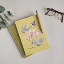 Mi Proyecto del curso: Dibujo y composición naturalista en acuarela. Un proyecto de Ilustración y Pintura a la acuarela de Claudia Valencia - 15.03.2021