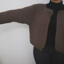 Mi Proyecto del curso:  Top-down: prendas a crochet de una sola pieza. A Crochet project by marina-aguilera93 - 15.03.2021