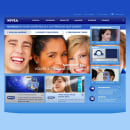 Nivea - microsite. Un proyecto de Diseño Web de Roberto García - 15.03.2021