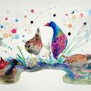 Tinguas de humedales de Bogotá. Un proyecto de Ilustración de Nurys Esperanza Silva Cantillo - 15.03.2021