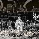 black. Un proyecto de Dibujo digital de Noha Ramos - 16.03.2021