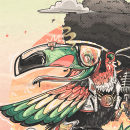 Guacala Collection Vol. 10 Commission Design projects. Um projeto de Design de personagens e Ilustração digital de Guacala Studio - 16.03.2021