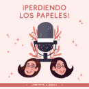 ¡Perdiendo los Papeles! Podcast. Um projeto de Ilustração, Design gráfico, Design digital e Desenho digital de Jenni Conde - 17.03.2021
