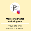 Márketing Digital en Instagram-Proyecto Final. Um projeto de Marketing para Instagram de Paula Ibeas - 10.02.2021