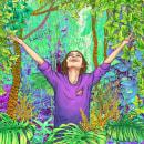 Novela Gráfica. Um projeto de Ilustração, Ilustração digital e Ilustração editorial de Mariana Alonso - 18.03.2020