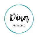 Artesanías Dina Art & Deco. Um projeto de Artesanato de Dina Grokop - 19.03.2021