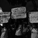 Manifestações brasileiras por direitos à educação, a vida da população negra e mulheres.. Un proyecto de Fotografía documental de Mariana Maiara - 20.03.2021