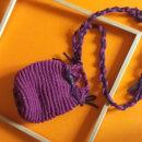 Mi Proyecto del curso: Diseño y elaboración de bolsos en macramé. A Makramee project by Cristina - 21.03.2021
