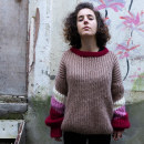 Mi Proyecto del curso: Crochet: crea prendas con una sola aguja. A Crochet und Mode project by Maria Rubio - 22.03.2021