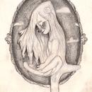 Lápiz y carbón // Ilustraciones. Un proyecto de Dibujo a lápiz, Ilustración infantil e Ilustración naturalista de Laura Fernández Aguilar // DeLucilles - 22.02.2020