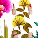 Flora. Um projeto de Pintura e Pintura em aquarela de Jazmin Varela - 22.03.2021