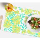 Diseño de estampas para individuales de mesa. A Graphic Design, Product Design, Pattern Design, Fashion design, and Digital illustration project by Consuelo Etcheverry Iborra - 03.22.2021