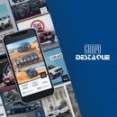 Social Media: Grupo Destaque. Um projeto de Design gráfico, Social Media e Design para Redes Sociais de Isabella Lopes - 10.09.2020