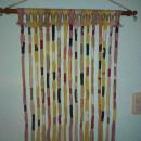 Mi Proyecto del curso: Macramé: técnicas de tejido envuelto. Un proyecto de Tejido de aldaramurad - 23.03.2021
