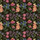 Proyecto de plantas nativas mexicanas. Un proyecto de Pintura a la acuarela, Estampación, Ilustración textil e Ilustración botánica de Mané Salinas Rodríguez - 24.03.2021