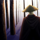 The Unknown Ronin. Un projet de Illustration de Sebastián Millar Vargas - 25.03.2021