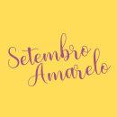 Social Media - Setembro Amarelo. Un proyecto de Diseño, Educación, Diseño gráfico, Redes Sociales y Marketing Digital de Carolina Aquino - 03.09.2020