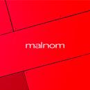 malnom | Branding. Un proyecto de Dirección de arte, Br, ing e Identidad, Diseño gráfico, Diseño Web y Diseño para Redes Sociales de Diego Cayuelas - 04.05.2020