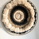 Mi Proyecto del curso: Tejido en telar circular. Um projeto de Tecido e Artesanato de Maria Briatore - 27.03.2021