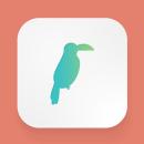 Iconos de animales de C.A. A Vector Illustration & Icon design project by Rebeca Romero - 03.30.2021