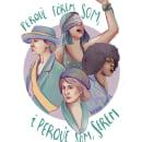Perquè fórem . Um projeto de Ilustração, Ilustração digital e Ilustração de retrato de Amalia Torres - 30.03.2021