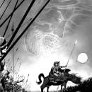 Mi Proyecto del curso: Técnicas de entintado para cómic e ilustración. Un proyecto de Cómic de Xavier Sanchez - 31.03.2021
