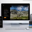 "Diseño web ""Sendero Ibérico"". Um projeto de Fotografia, Design gráfico, Web design, Desenvolvimento Web, CSS e HTML de Neri Campaña Ramos - 03.04.2021"