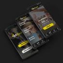 Producto digital FIT TRUCK. Um projeto de UI / UX de Óscar Labrador Atienza - 03.04.2021