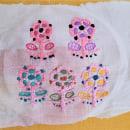 Mi Proyecto del curso: Teoría del color para proyectos textiles. Um projeto de Bordado de Maria Exposito Gil - 05.04.2021