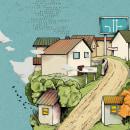 Revista Salvaje nº8 - colaboración . Un progetto di Disegno artistico di Iñaki Landa - 05.04.2021